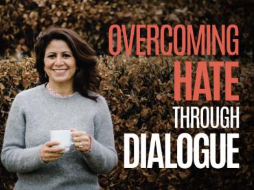 "New book: ""Overcoming Hate Through Dialogue – Confronting Prejudice, Racism, and Bigotry through Conversation – and Coffee"""